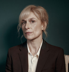 Amelia Bullmore as Olivia Clarke in DEEP STATE.