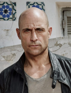 Mark Strong as Max Easton in DEEP STATE.